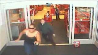 Repeat youtube video Shoplifting Moms Run From Security & LEAVE THEIR KIDS BEHIND!!!