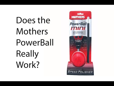 How to use the Mothers PowerBall