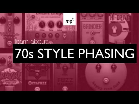 Logic Pro X - How to get 70s Style Phasing FX