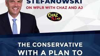 Video Bob Stefanowski Joins Chaz and AJ on 99.1 PLR - Bob for Governor download MP3, 3GP, MP4, WEBM, AVI, FLV November 2018