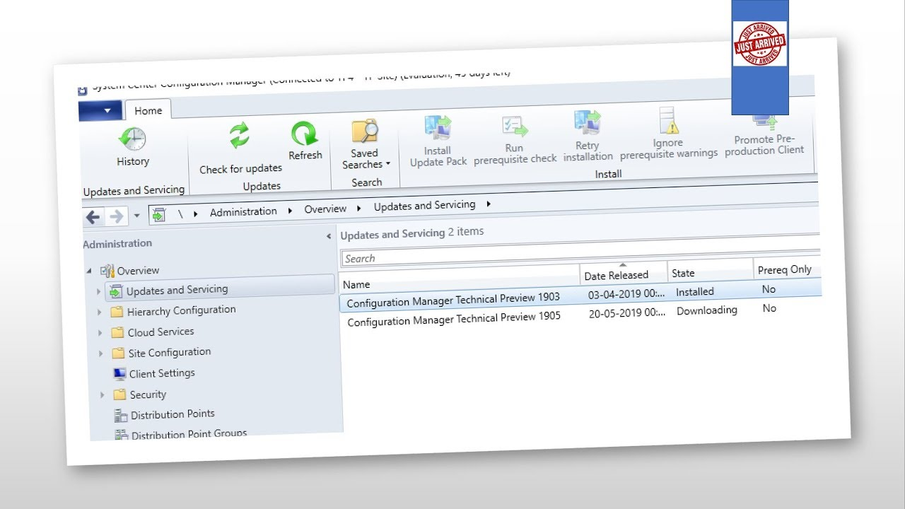 SCCM Application Groups Task Sequence Deployment Type Task