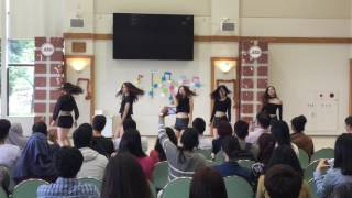 Up&Down(위아래) - EXID(이엑스아이디) Dance covered by KMUSE @ Autumn freshmen welcome party 2016