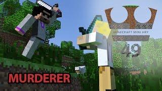 Jirka a Pedro Hraje - Minecraft Mini hry 49 - Murderer