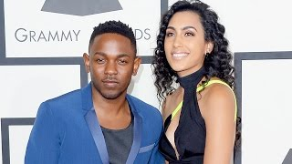Kendrick Lamar's Wife [ Whitney Alford ]