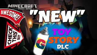 """NEW"" MINECRAFT TOY STORY DLC AWESOME"