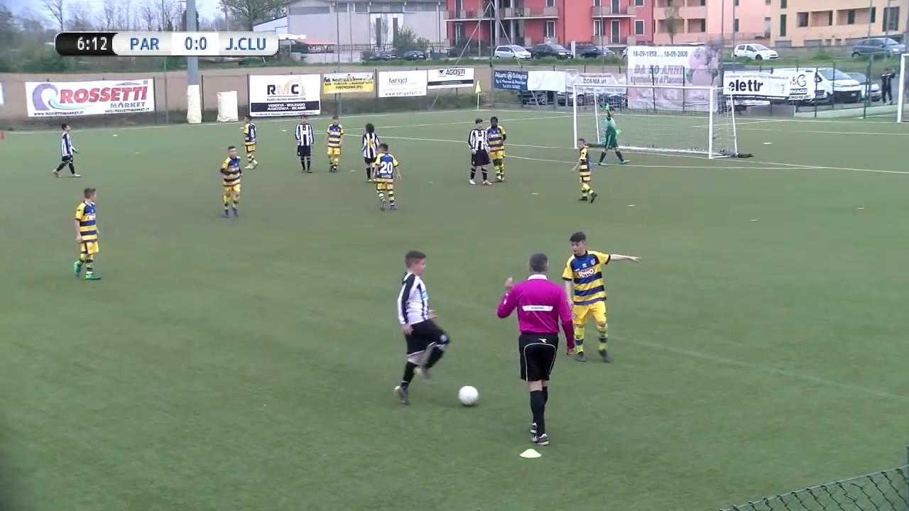 PARMA - JUVENTUS CLUB - SEMIFINALE TORNEO BEGHI 2019 ...