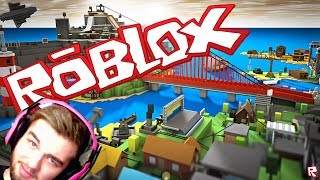 JEV PLAYS ROBLOX (CHALLENGE ACCEPTED)
