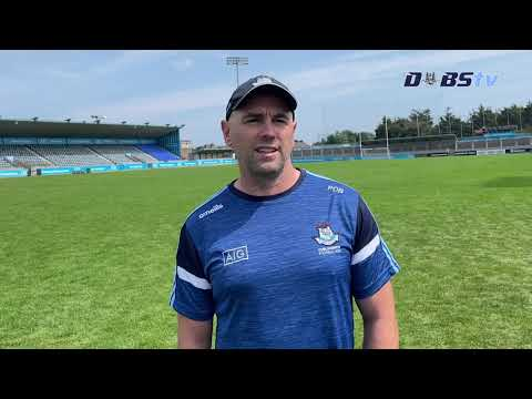 Dublin Minor Football Selector Paul O'Brien chats to DubsTV after victory over Kildare