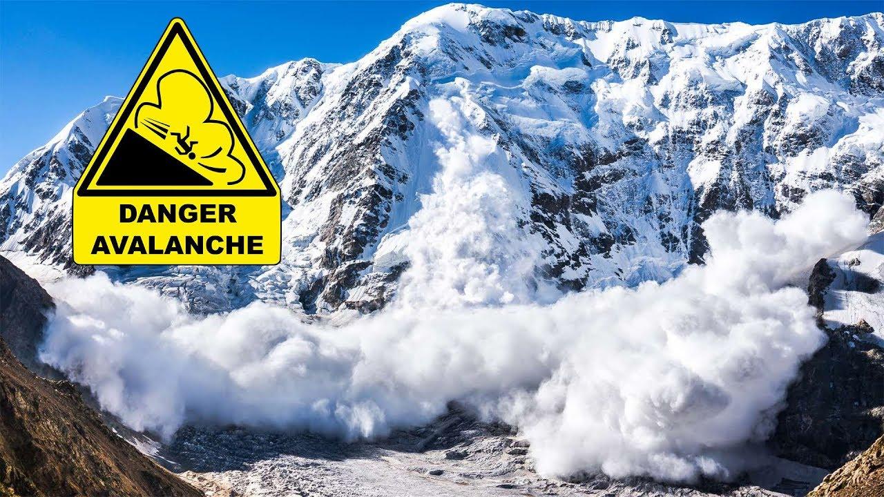 FREERIDE : les dangers de la montagne ! (feat. Victor de Le Rue, Victor Daviet & Thomas Delfino)