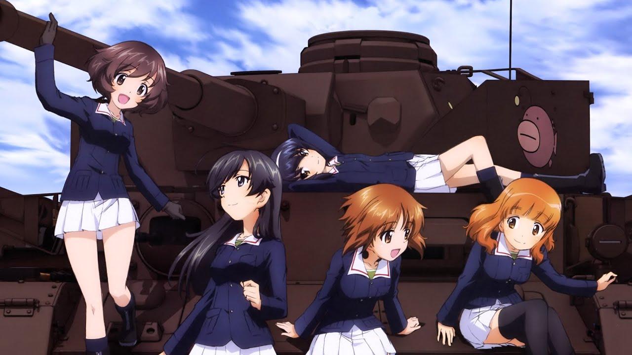 Girls Und Panzer Film Ger Sub