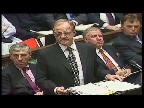 Robin Cook answering Prime Minister's Questions, 26th June 2002