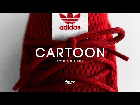 """Cartoon"" - Dark Trap Hip Hop Beat Instrumental (Prod.Heat On Da Beat x dannyebtracks)"