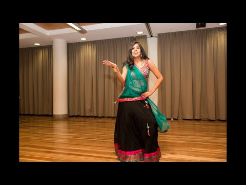 Aaja Nachle, Ghagra, Radha and Gandi Baat Bollywood Dance Performance 2014