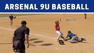 ⚾️ Arsenal vs Surge   9U Baseball Highlights