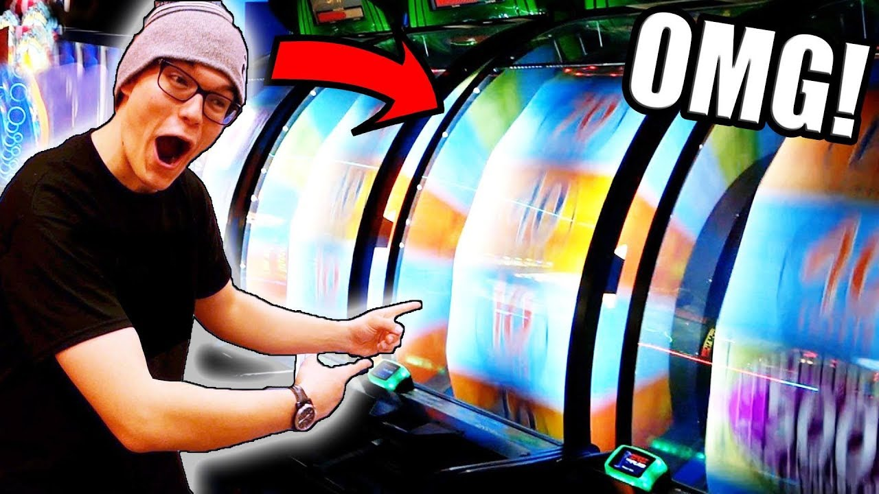 SPINNING ALL BIG BASS WHEELS AT ONCE! Arcade Games