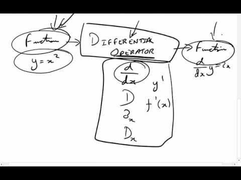 Differential Operator