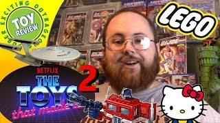 Netflix: The Toys That Made Us Season 2 - Seo Toy Review