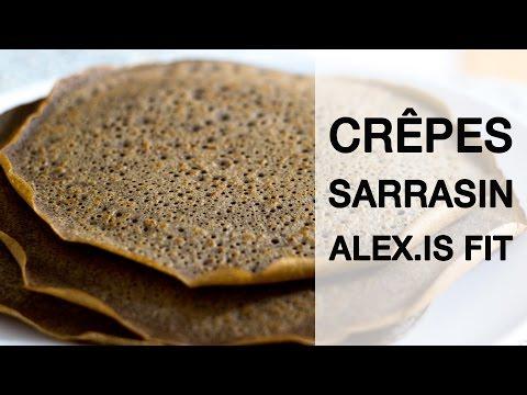 crêpes-sarrasin-pour-collation-ou-petit-déjeuner-musculation-/-sans-lait---sans-gluten---paleo