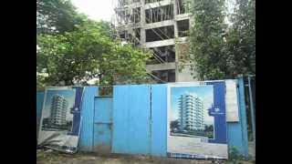 Project video of Om Sai Tower