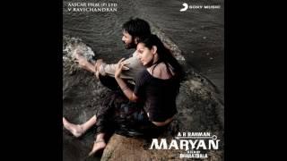 Cover images Netru Aval | Voice Only | Chinmayi Sripaada, Vijay Prakash | Maryan