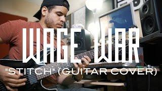 wage war stitch guitar cover wtabs