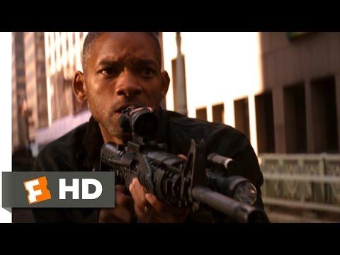 I Am Legend (4/10) Movie CLIP - Trapped (2007) HD