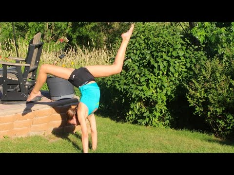 How to do a Handstand + How to Hold a Longer Handstand!