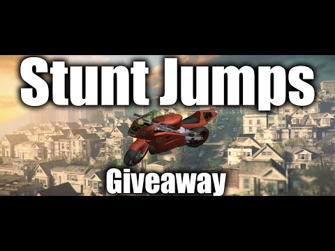 Všechny Unikátní skoky + Soutěž | All Unique Stunts + Giveaway