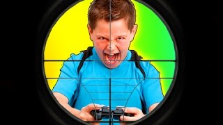 Is Quickscoping Overpowered? Scary Games, Yes Means Yes - Game Lounge 66