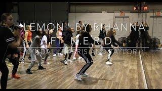 """LEMON"" N.E.R.D ft. Rihanna // Taylor Hatala and Kyndall Harris"
