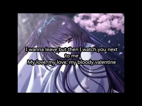 Nightcore   My Bloody Valentine Lyrics