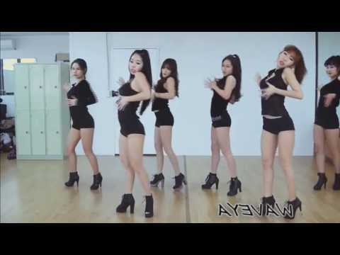 Girls Day - Expect Me - cover Waveya mirror