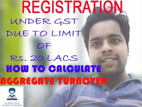 GST#013: SECTION 22 REGISTRATION