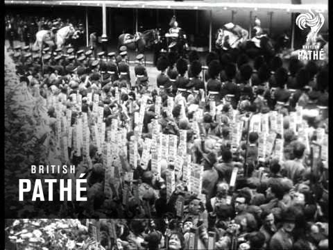 The Coronation Of Her Majesty Queen Elizeth - Part 1 (1953)