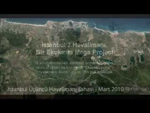 İstanbul 3.Havalimanı. Bir Ekokırım Mega Projesi