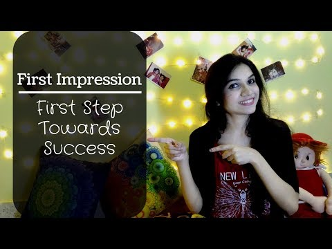 How to Make an Outstanding First Impression | Mayuri Pandey