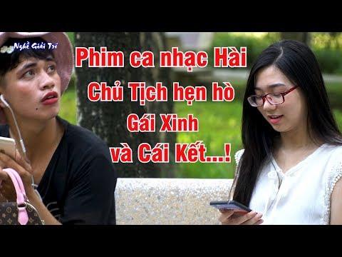 ✅ Phim Ca Nhạc Hài | Chủ Tịch mang Loa Kéo đi Hát hẹn hò Gái Xinh và Cái Kết | Tình Đơn Phương (9:03 )