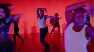 Les Ballet Afrik: New York Is Burning by Omari Wiles