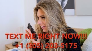 MY NEW NUMBER!! +1 (305) 203-5175 | Lele Pons