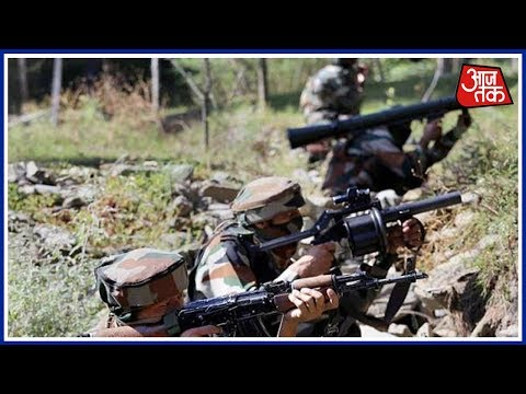 Pakistan Violates Ceasefire At LOC, Indian Army Retaliates