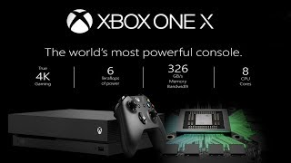 HUGELY Important Xbox One X Info Just Broke! Every Gamer Should Be Aware Of This!