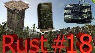 Rust - Часть # 18 |  Высокая вышка и кривой снайпер