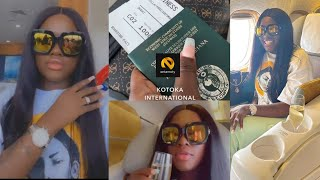 Medikal Flies Fella Makafui Out Of The Country For Exotic Vacation