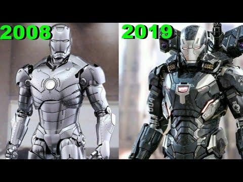 Evolution War Machine In Movies