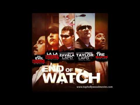 End of Watch Soundtrack (Public Enemy - Harder Than You Think)
