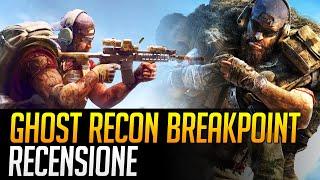 Ghost Recon Breakpoint: Recensione del nuovo shooter di Ubisoft