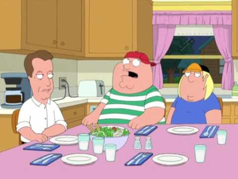 family guy back to the woods
