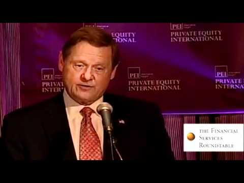 The Financial Services Roundtable's Steve Bartlett's Full Remarks PEI CFOs and COOs Forum 2012
