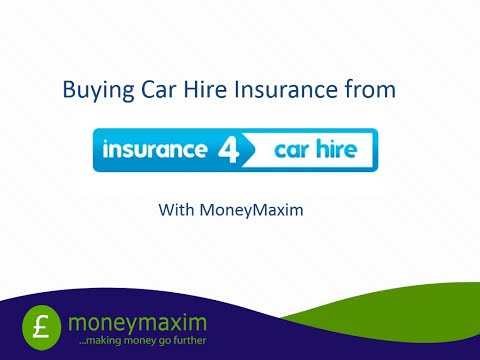 Insurance4carhire review