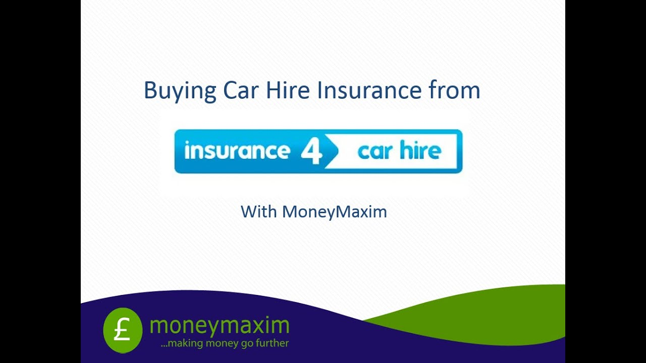 INSURANCE4CARHIRE ADDITIONAL DRIVERS